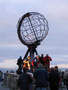 N-Nordkap-Reisegruppe