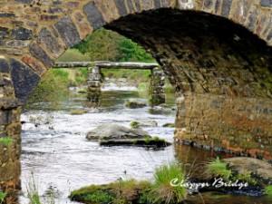 Wanderreise_Südengland_Clapper_Bridge