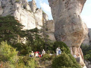 Tarn-Schluchten, Wanderreise, Heideker Reisen, Ardèche-Tal, Cevennen, Auvergne, Meyrueis, Sainte Enimie, Millau, Saint-Chély-du-Tarn, La Malène, Eglazine, St. Marcellin, Jonte, Tarn, Gorges du Tarn, Plateau de Pauparelle, Capluc