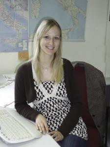 Armbruster Melanie - Produktmanagerin Italien bei Heideker Reisen