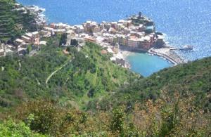 Wandern in der Cinque Terre - Ligurische Küste