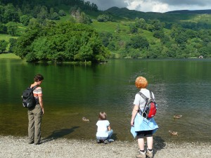 Wandern im Lake District