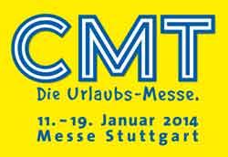 CMT-Touristikmesse in Stuttgart mit Heideker Reisen