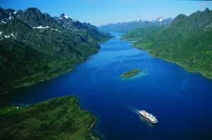 Hurtigrute - Norwegen per Postschiff mit Heideker Reisen
