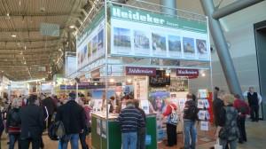 Messestand - Heideker Reisen - CMT 2012