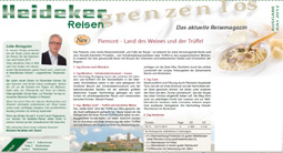 Heideker-Reisemagazin