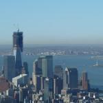 Städtereise New York mit Heideker Reisen - Ausblick vom Empire State Building