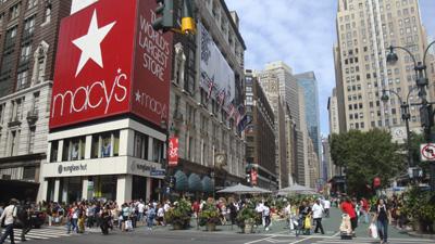 USA-New-York-Städtereise-Macys-Heideker Reisen-AVH