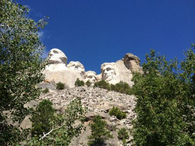 Mount rushmore welche präsidenten