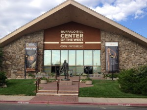 Buffalo Bill Center in Cody / US-Wyoming