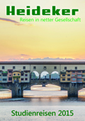 Studienreisen-Blätterkatalog 2015 - Heideker Reisen