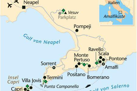 Italien-Amalfiküste-Insel-Capri-Wanderreise-8-Tage-Heideker-Reisen