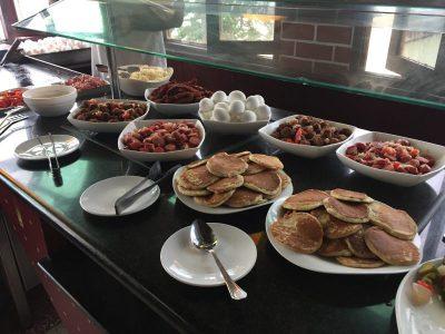 Kuba-Baracoa-Porto-Santo-Hotel-Frühstück-Heideker-Reisen