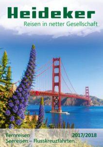 Heideker-Reisekatalog 2017-2018