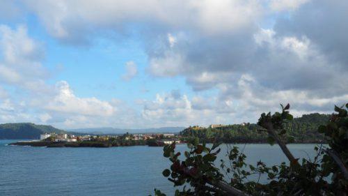 Kuba-Baracoa-Hotel-Porto-Santo-Blick-über-Baracoa-Heideker-Reisen