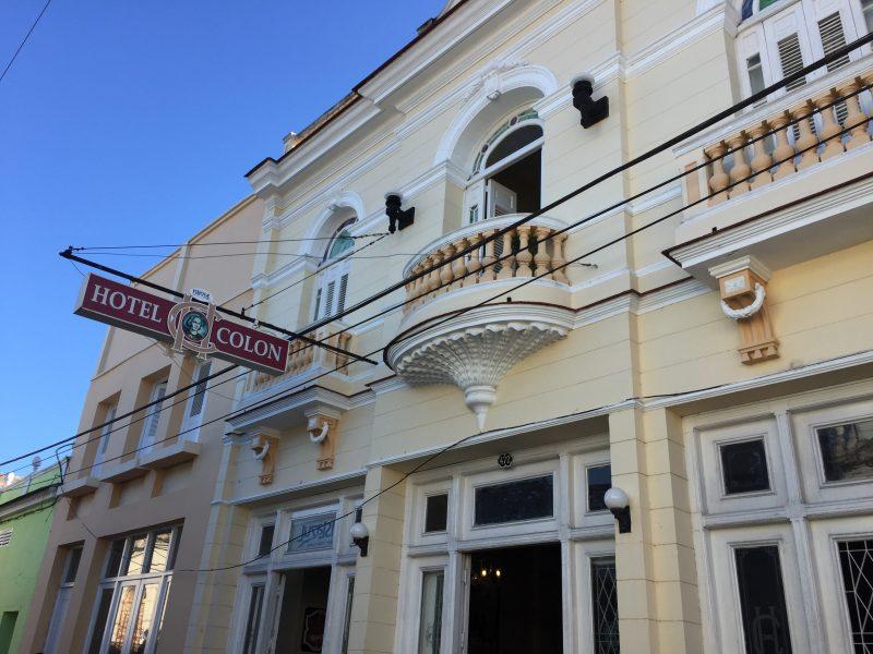 Camaguey – Colon Hotel
