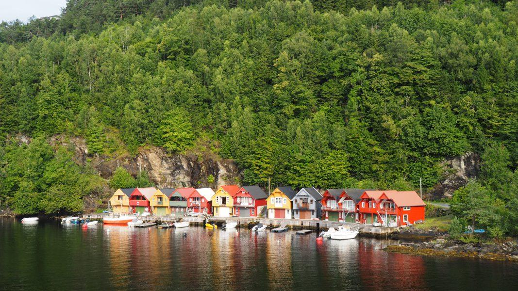 Norwegische Fjorde-Rundreise