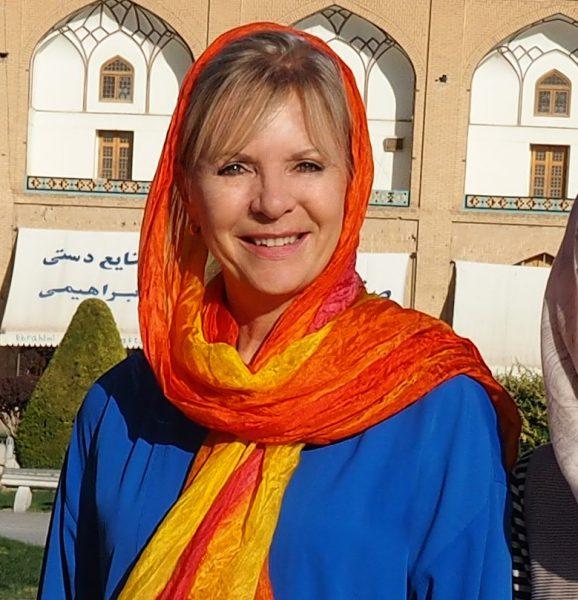 Angelika Vogt-Heideker - Iran-Rundreise
